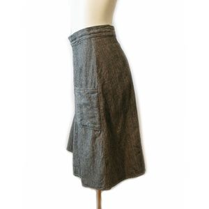 Fun, A-Line Mata Traders Skirt